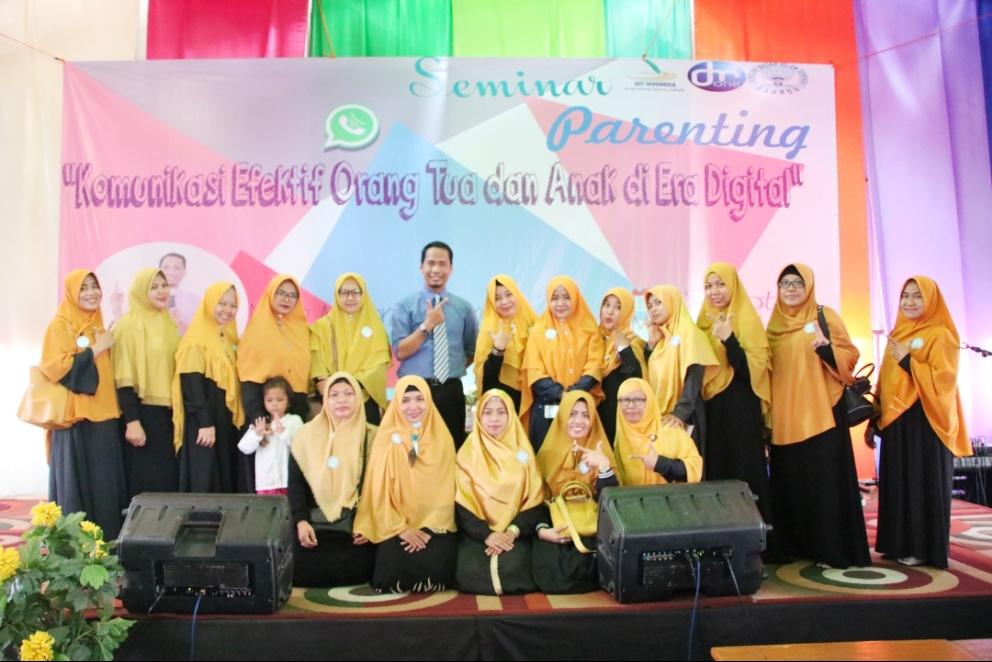 Seminar Parenting Namin AB Ibnu Solihin 9