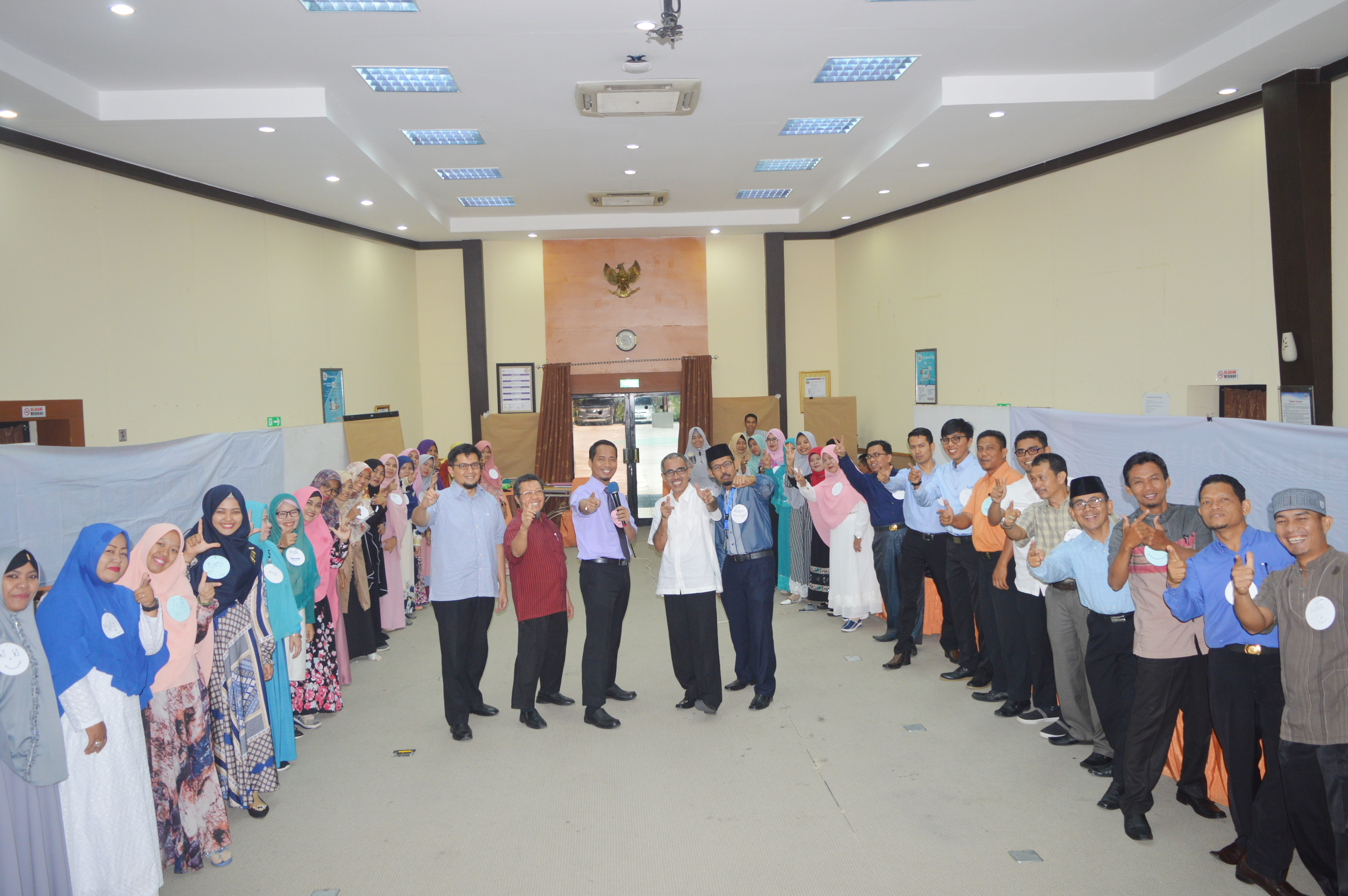 Training Guru Kreatif Namin AB Ibnu Solihin